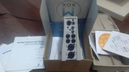 Interface de áudio Mbox 1 - Protools Digidesign