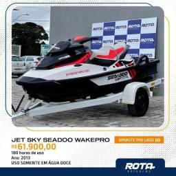 Lindo Jet Sky Wake Pro 215
