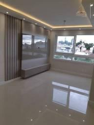 Alugo apartamento de três dormitórios, novo, móveis novos, semi mobiliado, no Supreme Higi