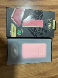 Bateria externa VX Case completa