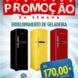 Título do anúncio: ENVELOPAMENTO DE MOVEIS E AUTOMÓVEIS
