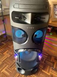 Mini System Sony Torre V71d Com Tecnologia Bluetooth®