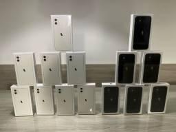 Iphone 11 branco e preto anapolis 64GB 128GB lacrado anatel com nota