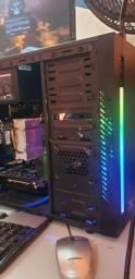 Gabinete gamer AMD A89600 12gb ddr4