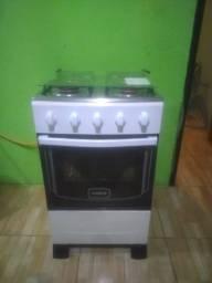 Título do anúncio: Vendo R$550,00- geladeira frostfree cônsul + fogão