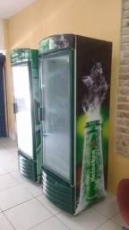 Freezers de cervejas e expositores reformados personalizados'