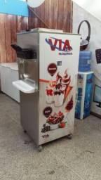 Vendo maquina sorvete de 3 sabores!!!