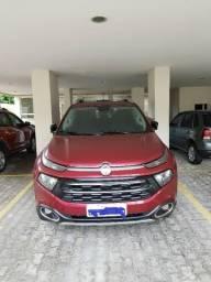 Fiat Toro Volcano 2.0 Turbo Diesel Automática 17/17 Vermelho Tribal - 2017