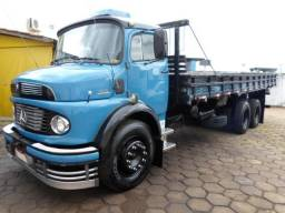 Mb 1313 78/78 Truck Motor 352 A Freio A AR Dif Reduzido