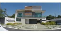 Casa nova no Ponta Negra II com 4 dormitórios