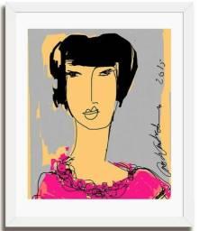 Obra de Arte: Arte Digital - Título: Lucia