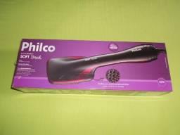 Escova Secadora Philco soft Brush potencia 1000w