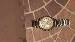 Vendo ou troco relógio edifice casio e cordão romanel