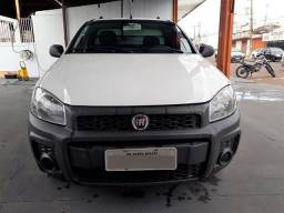 Fiat Strada Working 1.4 C.S. Completa 5 pneus novos - Financio - 2014