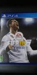 FIFA 18 aceito troca