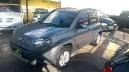 Fiat Uno Evo Way 1.4 motor cambio zero financio com as melhores taxa bom pra fazenda leia - 2011