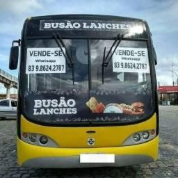 Título do anúncio: Onibus Lanchonete para vender ou trocar em veículo
