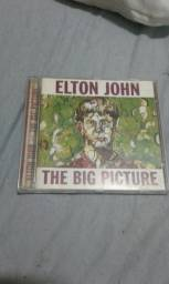 Cd elton jonh the big picture