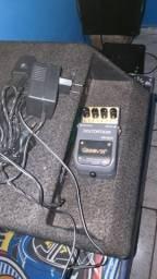 Vendo ou troco pedal groovin DS 200