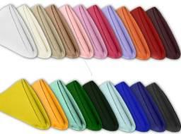 Guardanapo de tecido tamanho 35cm x 35cm ( overloque ) - Unidade ( minimo 50 peças )