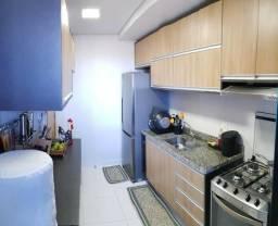 Vende-se Apartamento no Condomínio Brasil Beach, com 2 Quartos sendo 1 Suíte