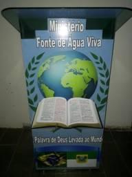 Vendo púlpito para igreja
