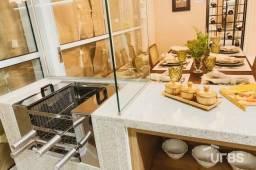 Apartamento 3Q no Setor Coimbra | 1 Suíte | Churrasqueira a carvão || Mensais R$ 672