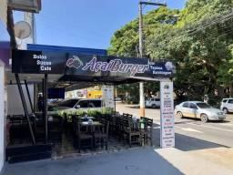 Vende-se ponto funcionando de Açaí e Hambúrguer lanchonete