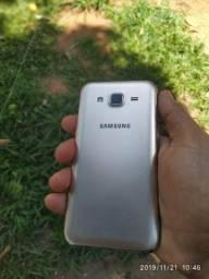 Samsung j5 16 GB semi novo completo