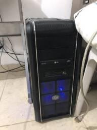Vendo computador i7 4790 placa de video gtx 1050ti 8gb de ram