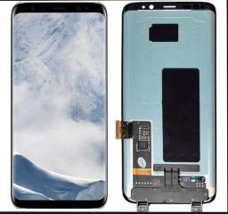 Tela Touch Display Lcd Samsung Galaxy S8