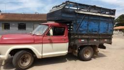 Vendo camionete boiadeiro d10 - 1982