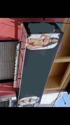 Vendo grade box de banner baner