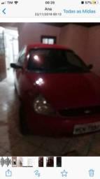 Ford ka vermelho - 2005