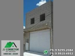 Casa Residencial com Ponto Comercial - 120m²