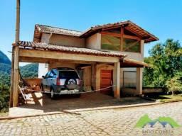 Casa dentro de condomínio com 3 quartos - Albuquerque - Teresópolis - CS600