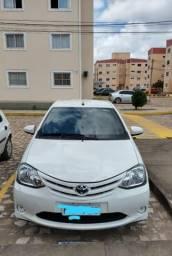 Toyota etios 1.3x flex 16v - 2015