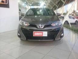 TOYOTA YARIS 1.3 16V FLEX XL PLUS TECH MULTIDRIVE - 2019