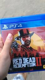 Troco Red Dead Redemption 2 PS4