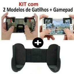 Kit de Gamepad 3 in 1 (entrega grátis)