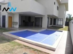 Sobrado com 4 dormitórios à venda, 390 m² por r$ 2.000.000 - residencial anaville - anápol
