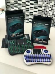 Mini teclado para smart tv