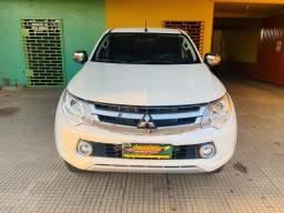 TRITON SPORT HPE S 2018 DIESEL 4x4 AUTOMÁTICA.NA AMAZÔNIA REPASSE.FALAR COM WEMERSON - 2018