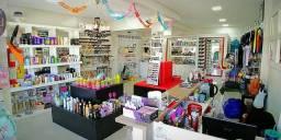 Loja de cosméticos em Bombinhas - Excelente ponto com estoque e instalações