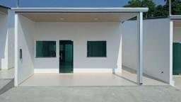 Alugo!!!! Casa nova residencial fechado 2 Qts/suite