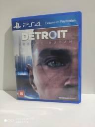 Detroit jogo para ps4