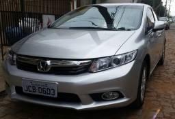 Honda Civic EXS Flex Aut. 2012/2013 - Impecável - Carro para pessoas exigentes