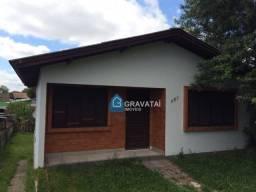 Casa com 3 dormitórios para alugar, 100 m² por R$ 1.500/mês - Santo Antônio - Gravataí/RS