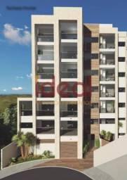 Apartamento à venda, 3 quartos, 1 suíte, 2 vagas, Santo Antônio - Viçosa/MG