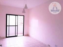 Apartamento com 1 dormitório à venda, 62 m² por R$ 170.000,00 - Tupi - Praia Grande/SP